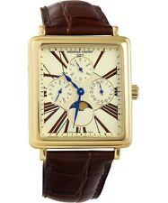 Frederique Constant Persuasion Moonphase Calendar Mens Swiss Watch FC-265EM3C5