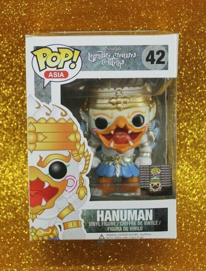 Funko Pop Asia legendario criaturas & mitos  42 Hanuman   Figura de Vinilo rápido post