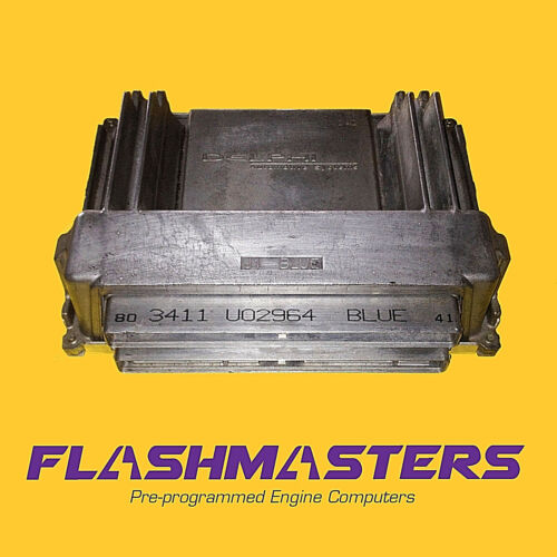 "2001 Camaro  Engine computer 12200411 /""Programmed to your VIN/""  PCM ECM ECU"