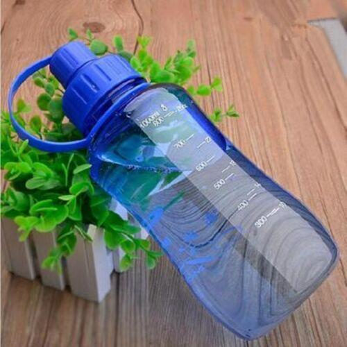 Sport Water Bottle Leak-proof Plastic Large Capacity Bottle Outdoor Water Bottle