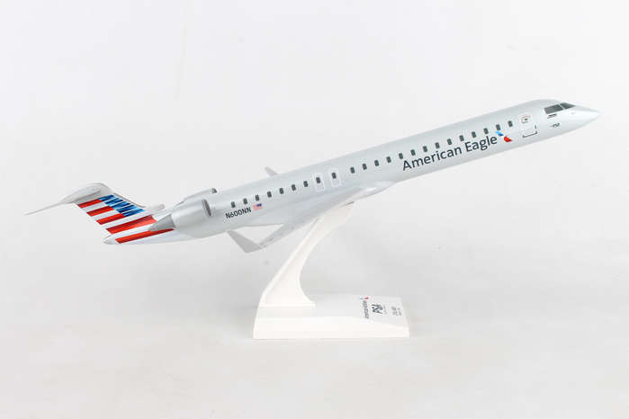 Skymarks American Eagle PSA Airlines CRJ900 1 100 Scale with Stand N600NN