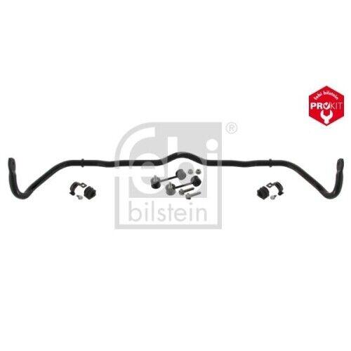 Stabilisator Fahrwerk Febi Bilstein 36640 Prokit für Seat Skoda VW Vorderachse