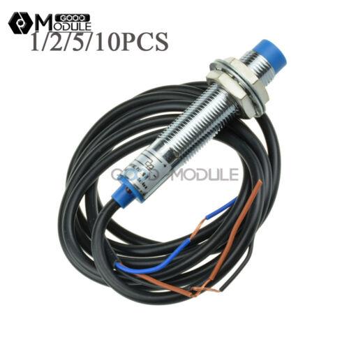 1//2//5//10PCS LJ12A3-4-Z//BY Inductive Proximity Sensor Switch PNP DC 6V-36V