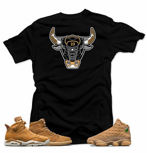 0964a7b0e01 Shirt to match Jordan Golden Harvest OG Wheat Gold 6 1 13.The Bull ...