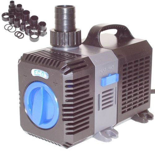 Teichpumpe SuperECO Bachlaufpumpe CTP Filterpumpe Teichfilter Wasser Tauch Pumpe