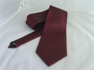 "/<New/> Matt Ivory Cream Mens Slim Polyester Tie and Hankie Set 3/"" = 7.5cm Width"