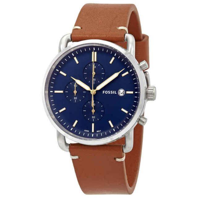 b7325be5d87a Fossil Men s The Commuter Fashion Watch FS5401 for sale online