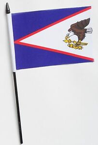 United States of America USA American Samoa 5/'x3/' Flag