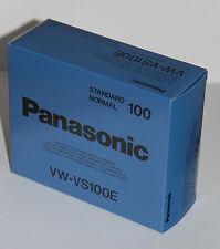 Panasonic VW-VS100E Papier + Farbkassette für Video Drucker NV-MP1