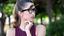 thumbnail 94 - Flip Up Circle Steampunk Glasses Goggles Sunglasses Emo Retro Vintage Cyber Punk
