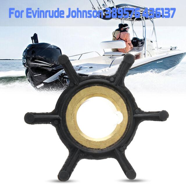 water pump impeller for evinrude johnson 4hp 8hp outboard motor rh ebay com