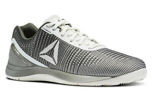 c26614d296f8 chaussures de cross training reebok crossfit nano 7.0 blanc / noir taille  ...