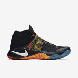 the latest e5ed2 98965 Image is loading Nike-Kyrie-2-BHM-Size-9-828375-099-