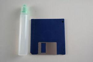 Marca-nueva-de-3-5-034-pulgadas-de-unidad-de-disquete-Cabezal-Limpiador-Kit-Amiga-Atari-ST-PC