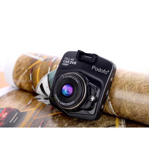 Car Video Registrator DVR Camera Full HD 1080P Night Vision Portable Recorder