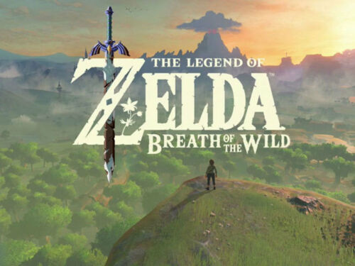 The new Zelda title is expected to be one of the console's most popular.
