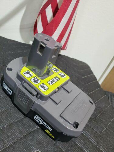 Refurbished. 2.0 Ah Lithium-Ion Compact Battery P190 MFG RYOBI 18-Volt ONE