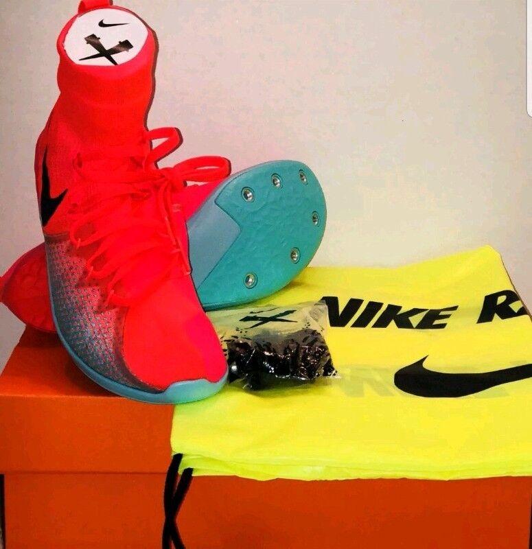 Nike zoom sieg xc 4 racing unisex - track spikes racing 4 878804-663 sz männer 7,5 frauen 9. 8b1464