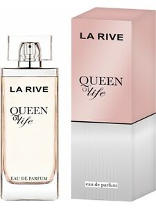 12-92-EURO-100-ml-LA-RIVE-034-REGINA-OF-LIFE-034-DONNA-Profumo-EDP-Eau-de-Parfum-75-ml