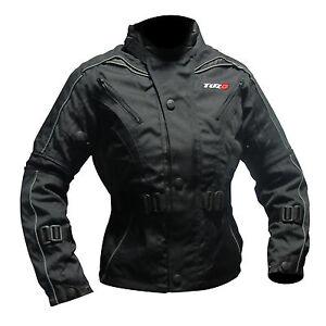Tuzo Kids Motorcycle Bike Thermal Waterproof Jacket With
