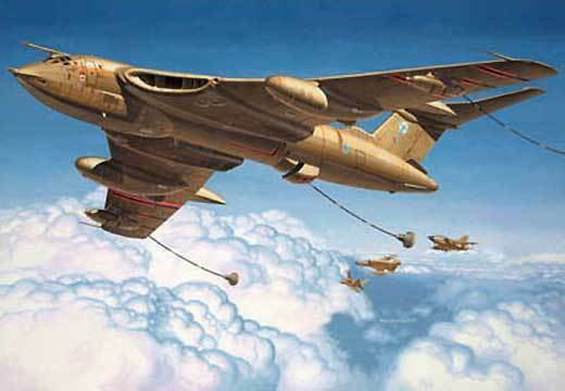 Revell 1 72 04326  Handley Page Victor K Mk-2