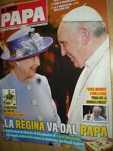Il Mio Papa Papa Francesco I Elisabetta D Inghilterra Kkk Ebay