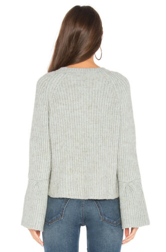 JOHN+JENN WOMEN/'S MARLEE SWEATER SEA MIST