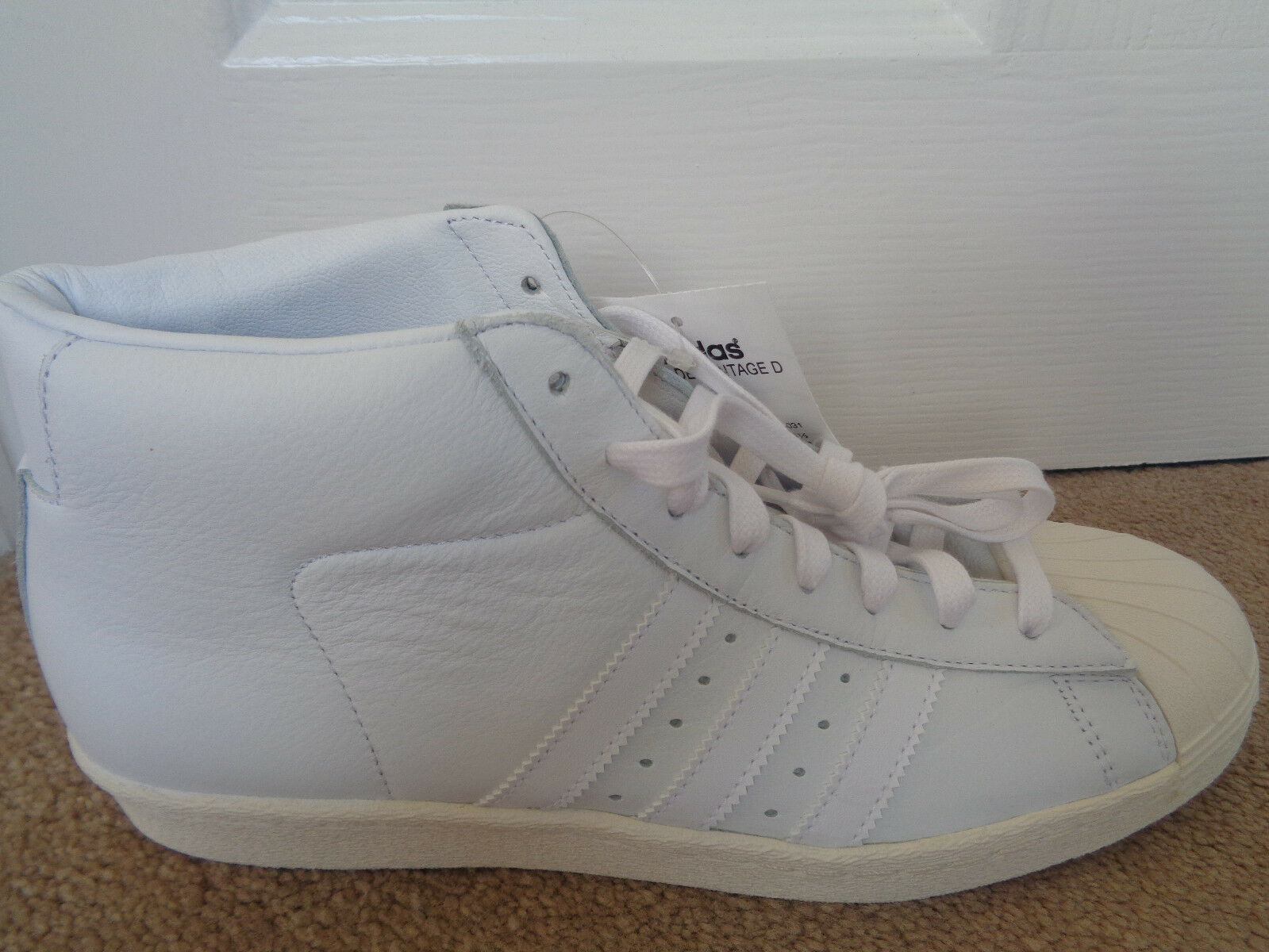 Adidas Pro Model Model Model Vintagew DLX trainers S75031 uk 8.5 eu 42.2 3 us 9 NEW IN BOX   |  | Kostengünstig