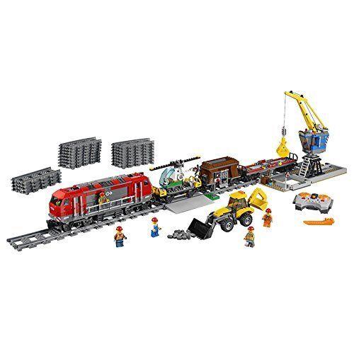 Joyeuses fêtes * Meilleure offre! Lego 60098 Tren de Mercancías Mercancías Mercancías Pesadas. cae2df