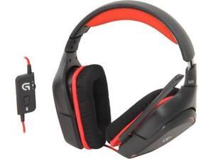 Logitech-G230-3-5mm-Connector-Circumaural-Stereo-Gaming-Headset