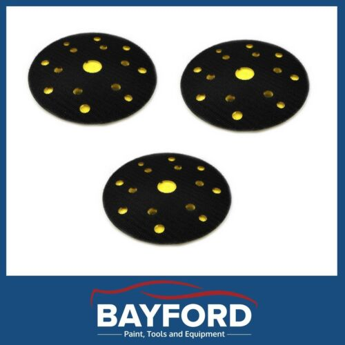 BACK UP PAD 150MM 150MM EASY ATTACHMENT QUICK REMOVAL DYNABRADE 3M FITTMENT 3