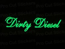 Performance VW Small to Large Glow in the Dark Luminescent Vinyl Stickers Decals
