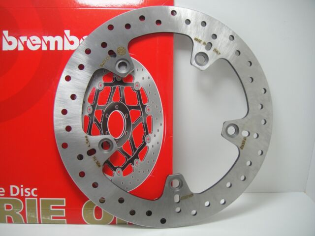 Brake Disc Rear Brembo 68B407C0 Husqvarna Nuda ABS 900 2011 2012 2013