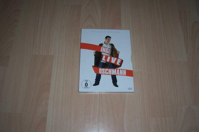 Ingo Oschmann - Live - DVD - Comedy