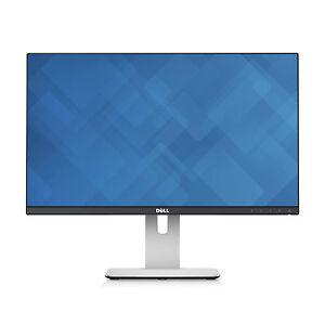 "Dell UltraSharp U2414H 60,5cm (24"") Monitor LCD Display LED Backlight HDMI"