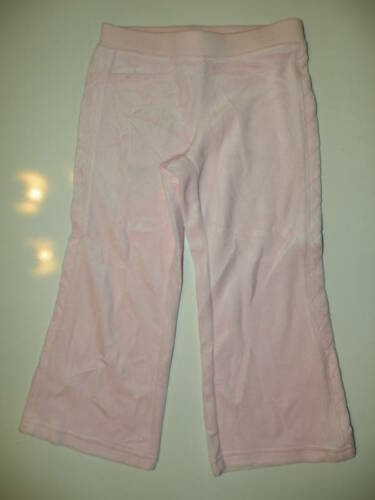 GYMBOREE KITTY GLAMOUR LIGHT PINK QUILTED VELOUR PANTS 3 5 6 9 10 12 NWT