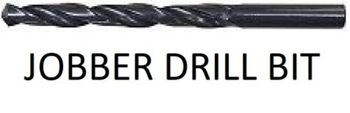"""NEW 1 x 3.2 mm 1//8/""""  ground flute HSS Jobber POWER//HAND drill bit"""