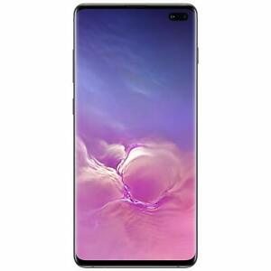 Samsung Galaxy S10+ Black 128 GB (Unlocked)