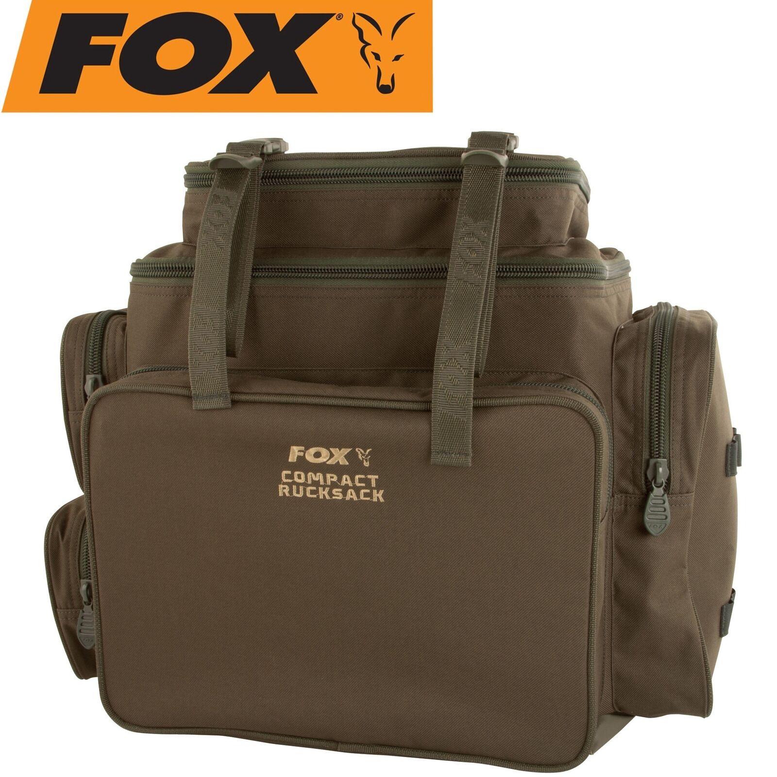 Fox Specialist Compact Rucksack - Angelrucksack Rucksack Karpfentasche Tasche