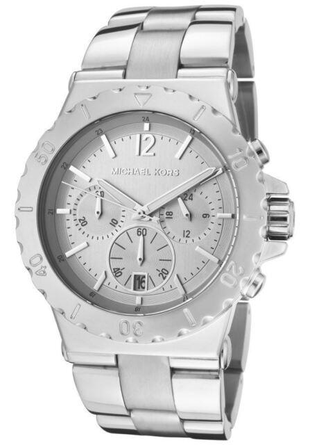 New Michael Kors MK5312 Chronograph Dylan Designer Watch - UK Seller