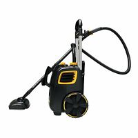 Steam Cleaning System Canister Floor Carpet Cleaner Vacuum Aid Mop Sweep Great