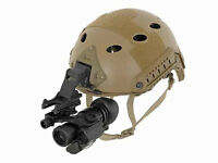 Cobra Pvs Helmet Mount Night Vision Scope Mount Nvg Airsoft Paintball