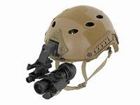 Cobra Pvs Helmet Mount Night Vision Scope Mount Nvg Airsoft Paintball