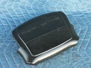 Steering-Wheel-Center-Air-Bag-Assembly-OEM-1990-C4-Corvette-10104008-NICE