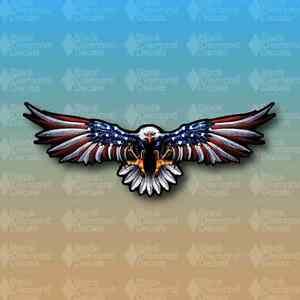 American Flag Bald Eagle Murica Merica 8 Quot Custom Vinyl