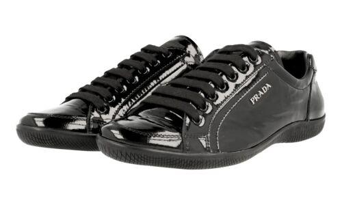 39 Neu Uk Luxus New Sneaker Schwarz 3e5620 Prada 6 Schuhe 5 39 wvvaX8q