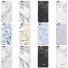 DYEFOR FAUX MARBLE EFFECT RANGE HARD CASE COVER FOR APPLE IPHONE MOBILE PHONES