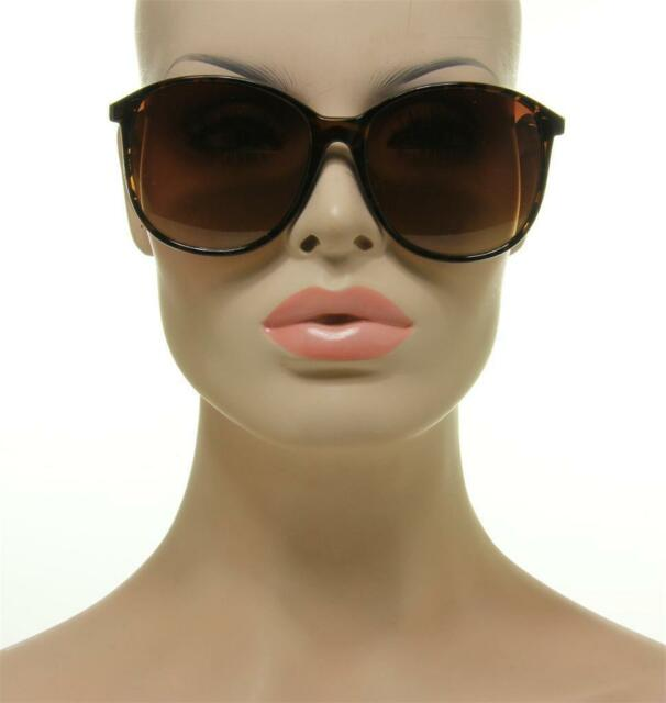 Oversized Round Wayfarer Famous Women Vintage Fashion Sunglasses