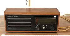 Vintage Hand Made Roberts RM20 MW / LW Mains Transistor Radio UK Plug - Works