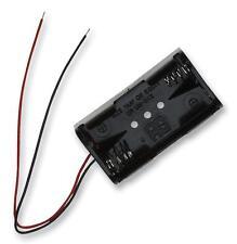 Accessories - Battery - BATT HOLDER,2AA,W/6IN LEADS
